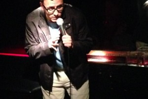 One of the Comedians of Sufficient Comedy