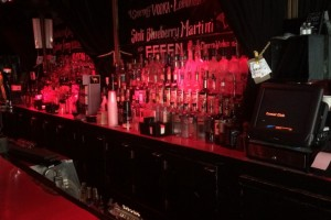 Comet Club Bar Area